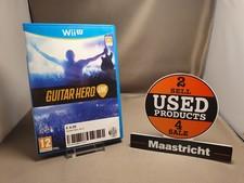 Guitar Hero, wii U