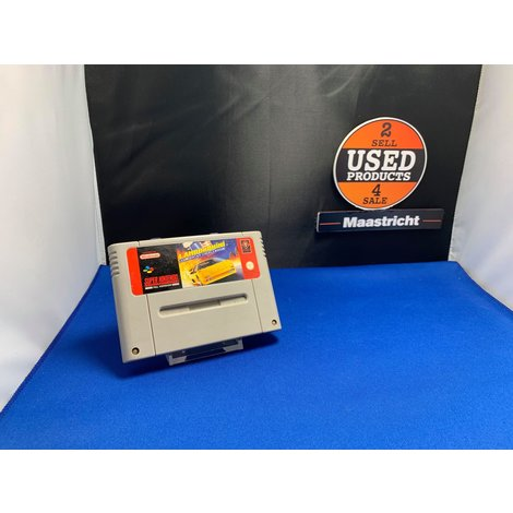 Lamborghini (losse cassette)    Super Nintendo