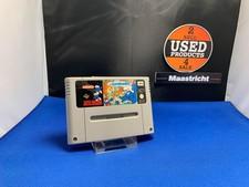De Smurfen (losse cassette) || Super Nintendo