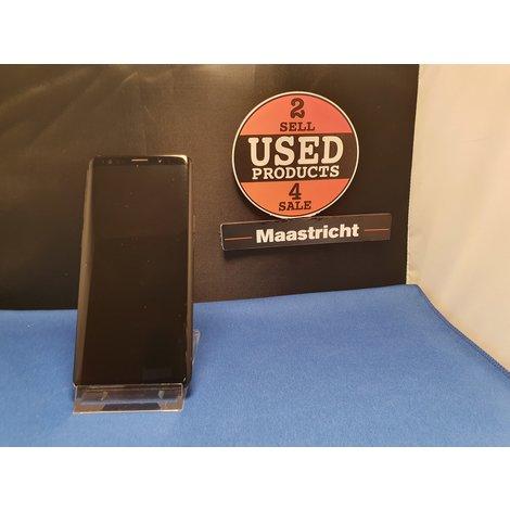 Samsung Galaxy S9 64GB Zwart || nette staat