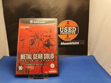 Metal Gear Solid The Twin Snakes Nintendo GameCube