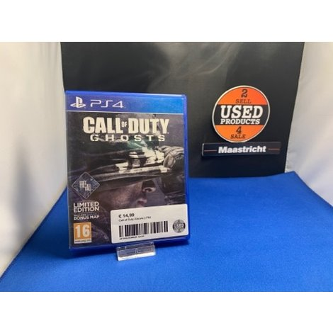 Call of Duty Ghosts || PS4