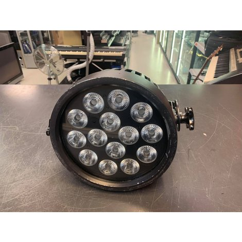 BeamZ Pro BWA-510 Alu LED PAR IP65 14x 15W 4 in 1 RGBW LED's DMX