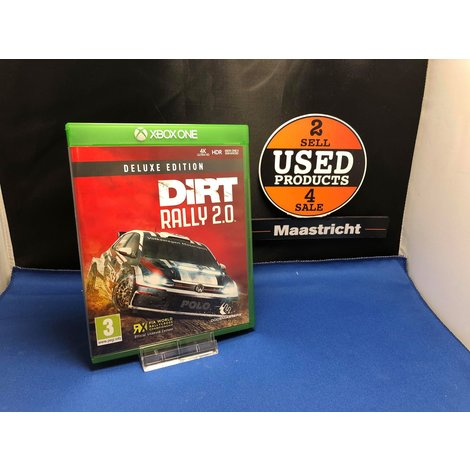 Dirt Rally 2.0: Deluxe Edition | Xbox One
