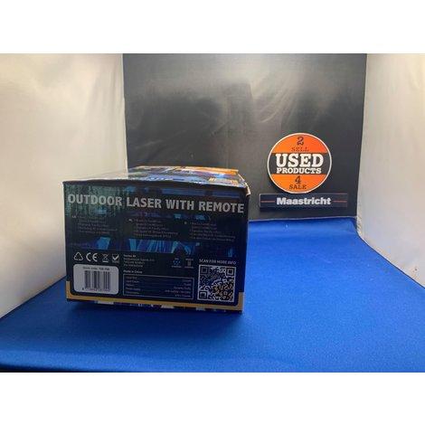 Beamz outdoor laser