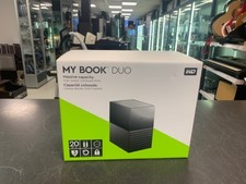 WD My Book Duo - Externe harde schijf - max 2x 10TB (zonder harddisks)