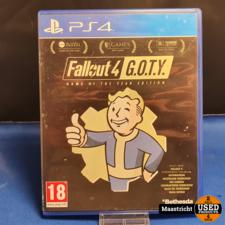 Fallout 4 G.O.T.Y. - PS4 || nieuwprijs € 22,-