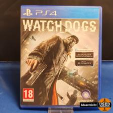 Watch Dogs - PS4 || nieuwprijs € 19.99