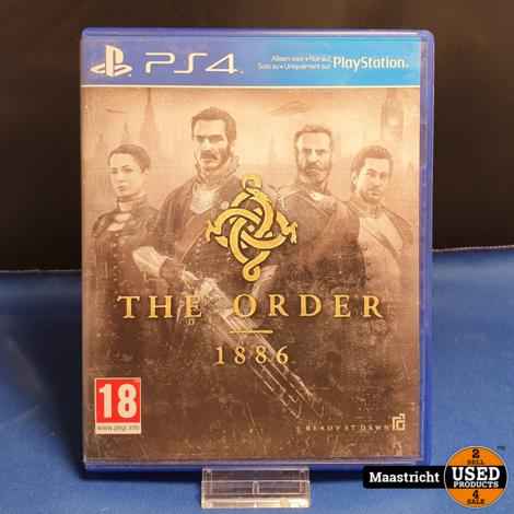 The Order 1886 - PS4 || Elders gezien voor € 22.99