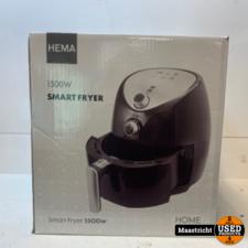 Hema smartfryer 1500watt (Nieuw)