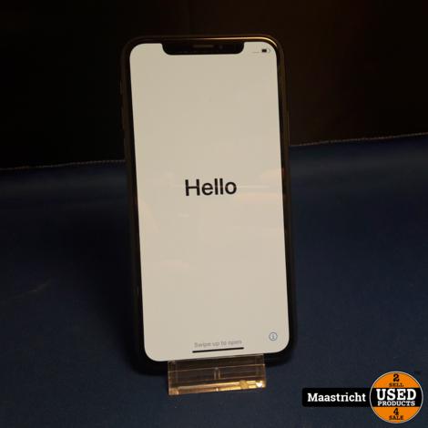 Apple Iphone X 128 GB Zwart
