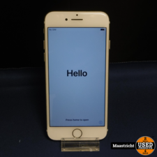 Apple iphone 7 White/Gold 32GB