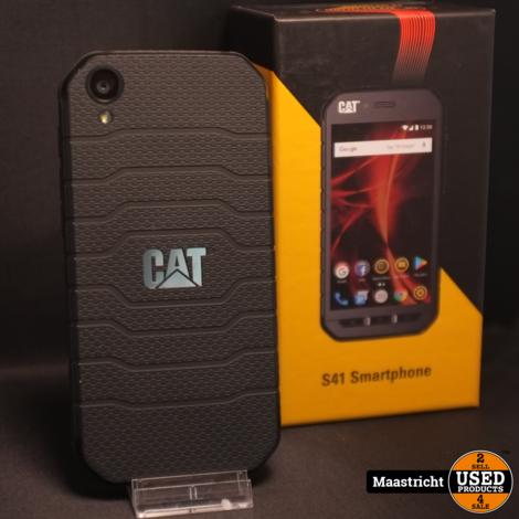CAT S41 - 32GB - Zwart