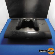 Sony Playstation 3 Ultra Slim 500GB (paneel ontbreekt)