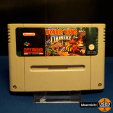 Donkey Kong - SNES (PAL)