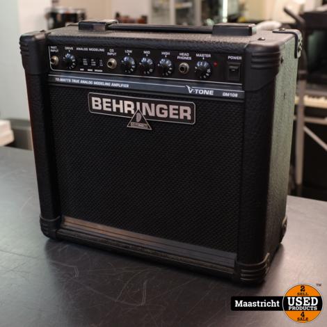 Behringer V-Tone GM108 gitaar versterker
