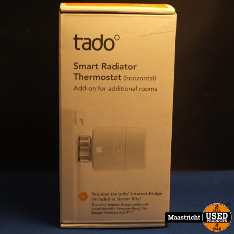 Tado smart radiator thermostaat
