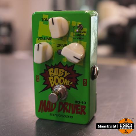 Baby Boom Mad Driver gitaar effect