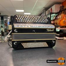 Kebdrle accordeon met 120 bassen