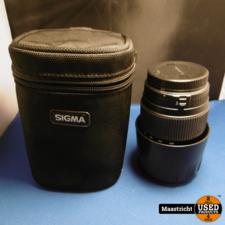Sigma telelens 70-300mm 4.5-5.6 APO DG | Canon
