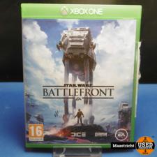 Xbox Star Wars Batllefront - Xbox One || nieuw € 19.99