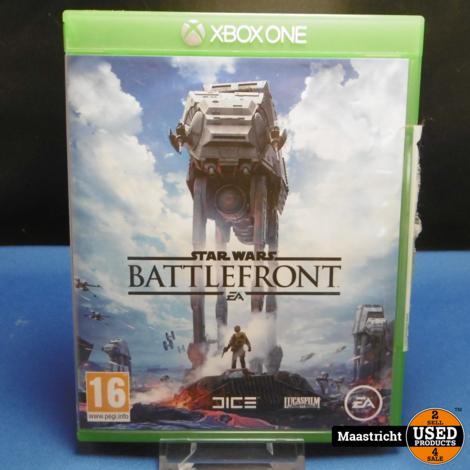 Star Wars Batllefront - Xbox One || nieuw € 19.99
