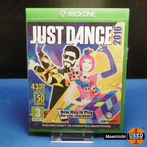 Just Dance 2016 - Xbox One || elders € 14.99