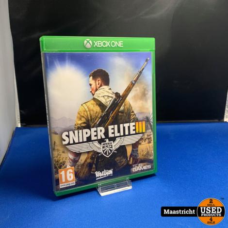 Sniper Elite III   | XBONE