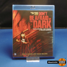 Don't Be Afraid Of The Dark Blu Ray