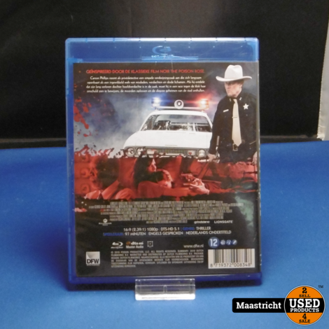 The Poisen Rose Blu Ray
