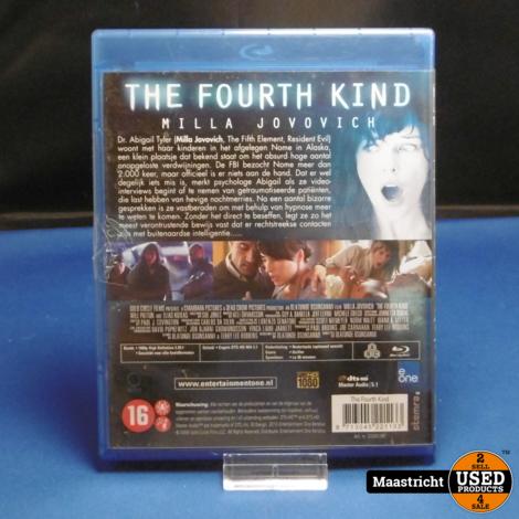 The Fourth Kind Blu Ray