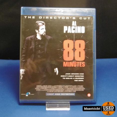 88 Minutes Blu Ray