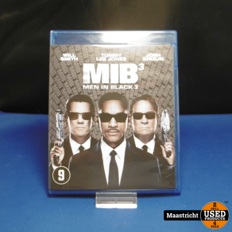 Men In Black 3 Blu Ray