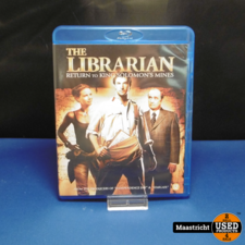 The Librarian Blu Ray