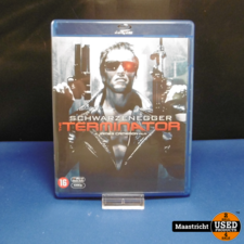The Terminator Blu Ray