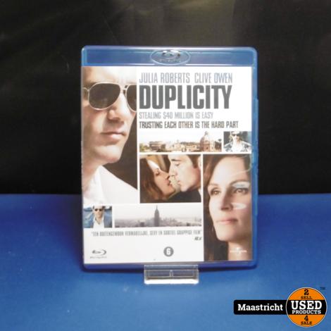 Duplicity Blu Ray