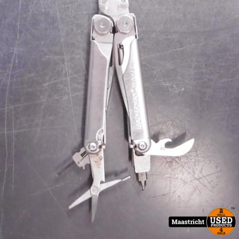Leatherman 160 mm Stainless Steel Multi-tool || nwpr. 119,99 eu