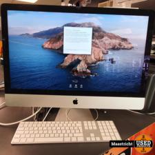 Apple iMac 27inch late 2013 + keyboard + magic mouse