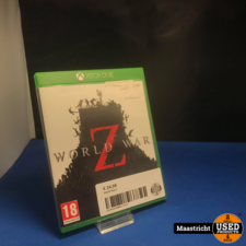 Xbox World War Z - Xbox One