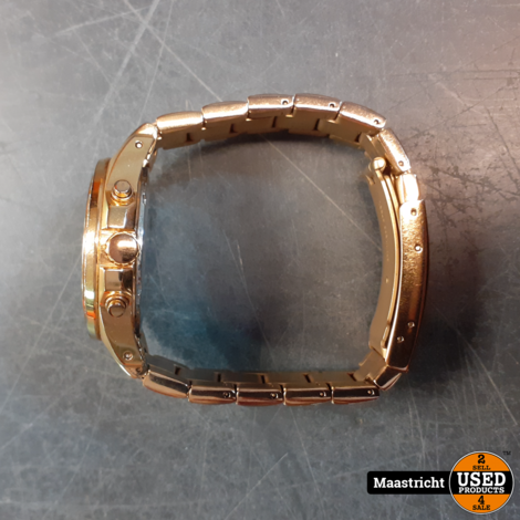 Fossil ES3352 Verguld Dameshorloge | nieuwprijs 99.99 eu
