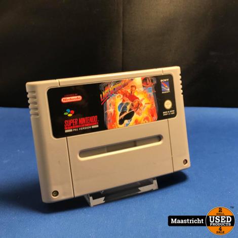 Last Action Hero (Losse Game) SNES