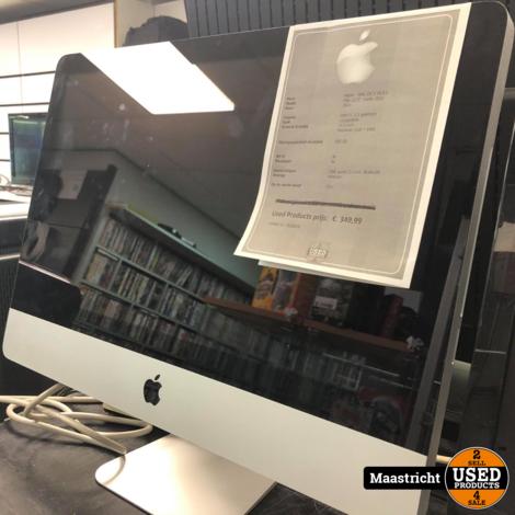 Apple iMac 21,5 inch, intel i5, medio 2011