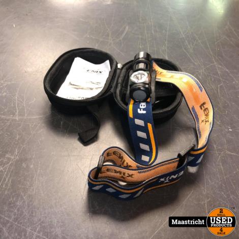 Fenix HM50R oplaadbare hoofdlamp | nieuwprijs 59.99 eu