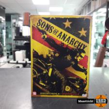 Sons of Anarchy Seizoen 2 DVD