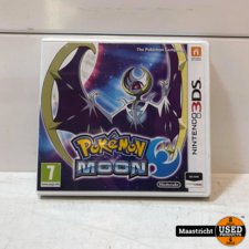 nintendo Pokemon Moon - Nintendo 3DS (Ook voor 2DS)