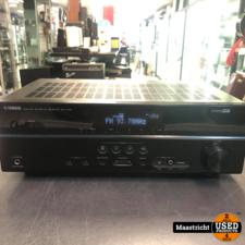 Yamaha RX-V375 5.1 AV-receiver, met 5x HDMi, Zwart |