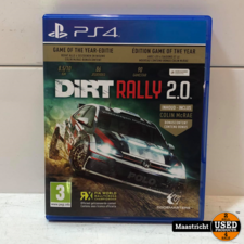 Dirt Rally 2.0 Game of the Year Edition - PS4