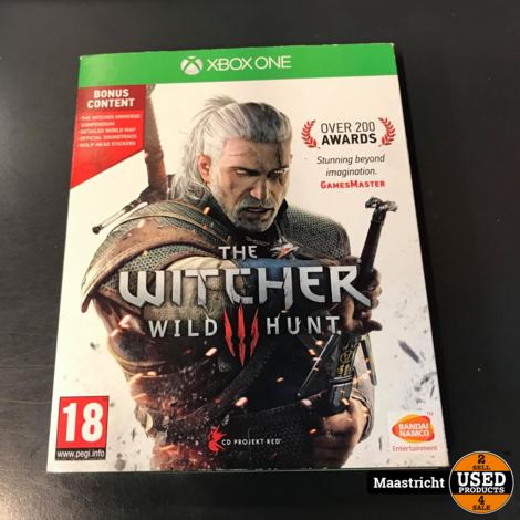 The Witcher Wild Hunt | xbox one
