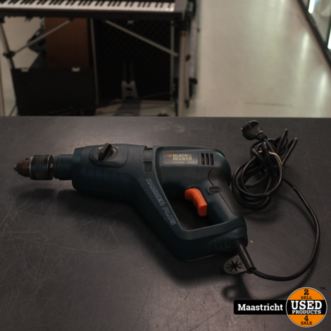 Black & Decker KD900RE klopboormachine 700 watt