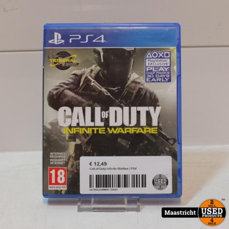 Call of Duty Infinite Warfare | PS4